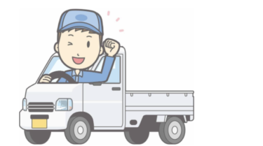 広島に住んでいる親戚のアパートの荷物回収して欲しい 7月2日作業