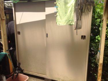 【広島県北広島町で不用品回収と仏壇クリーニング】電子レンジや冷蔵庫の回収などを行いました