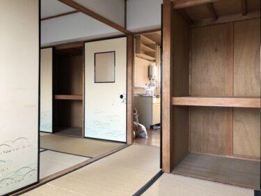 【広島市安佐南区】一戸建ての不用品回収を行いました