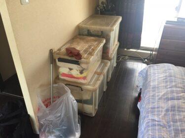 【広島県坂町】古い一軒家の不用品回収を行いました