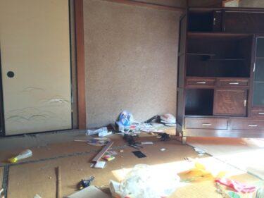 【広島県大竹市】一戸建ての不用品回収を行いました