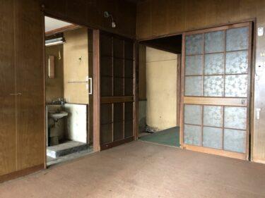 【広島市佐伯区】古民家の不用品回収を行いました